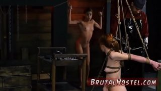 Bdsm gag ball bondage Sexy young girls, Alexa Nova and Kendall Woods,